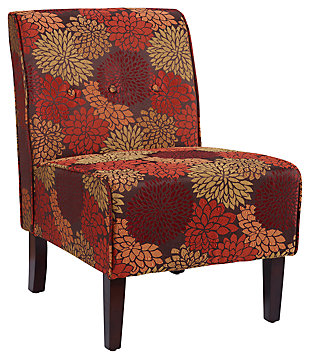 Linon Coco Accent Chair, , large
