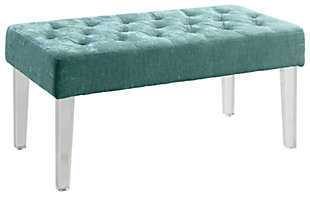 Isa Bench, Green, rollover