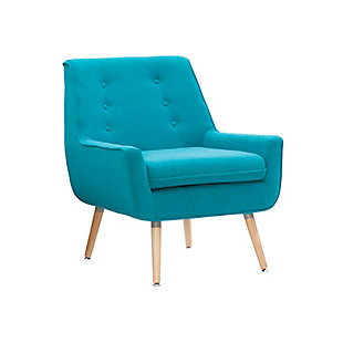 Trelis Chair, Blue, large