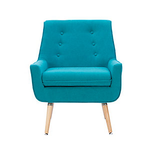Trelis Chair, Blue, large