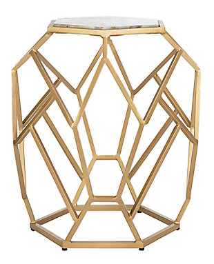 Safavieh Ava Geometric Accent Table, , large
