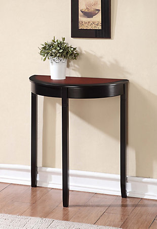 Camden Demi Lune Console Table, , rollover
