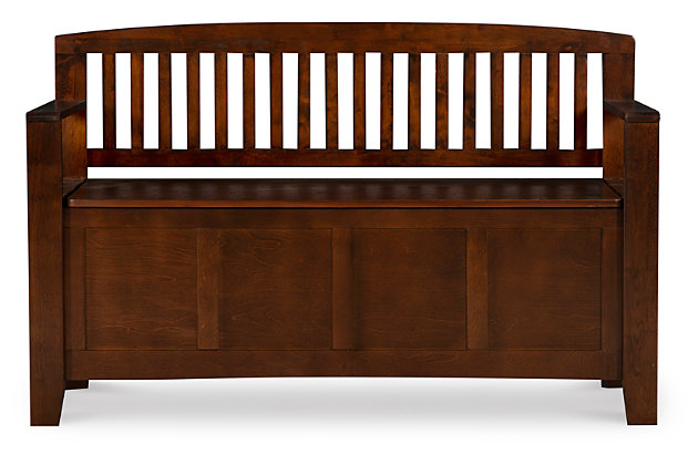 Cynthia Storage Bench, , large