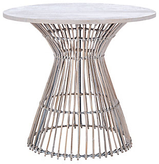 Safavieh Whent Round Accent Table, , large