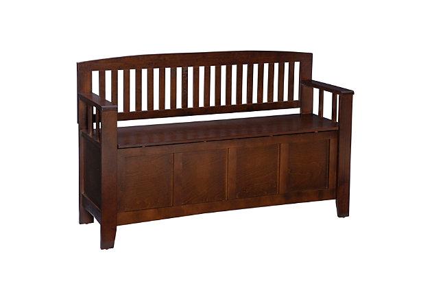 Cynthia Storage Bench, , large