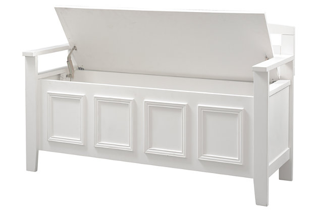 Laredo Storage Bench, , large