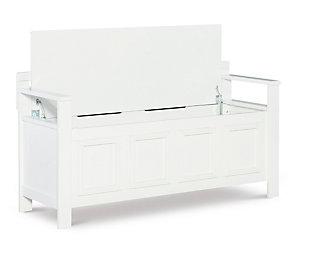 Laredo Storage Bench, , large