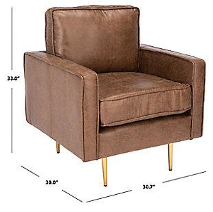 Safavieh Paityn Accent Chair, , large