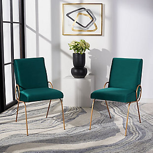 Safavieh Fanlia Side Chair (Set of 2), , rollover