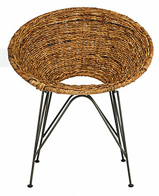 Safavieh Sierra Rattan Accent Chair, , large