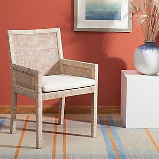 Safavieh Sarai Accent Chair with Cushion, , rollover