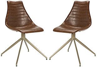 Safavieh Lynette Swivel Chair (Set of 2), , large