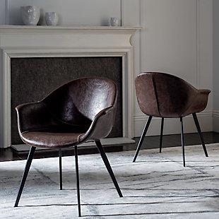 Safavieh Dublin Chair (Set of 2), , rollover