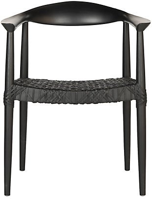 Safavieh Bandelier Arm Chair, , rollover