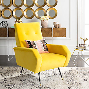 Safavieh Aida Accent Chair, , rollover