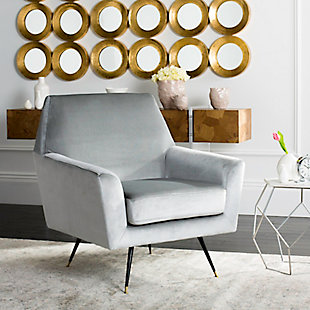 Safavieh Nynette Sofa Chair, , rollover
