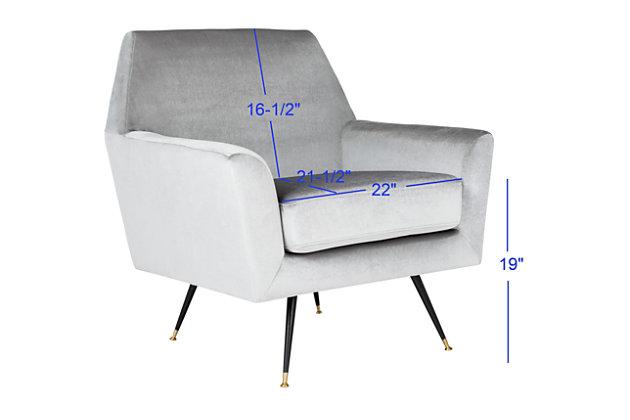 Safavieh Nynette Sofa Chair, , large
