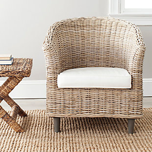 Safavieh Omni Barrel Chair, , rollover