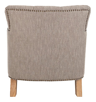 Safavieh Colin Chair, Taupe, large
