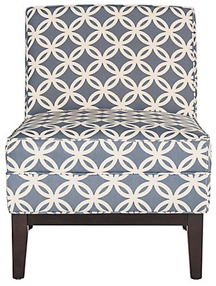 Safavieh Armond Chair, Blue, large