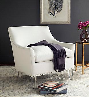 Safavieh Hollywood Glam Acrylic Chair, , rollover