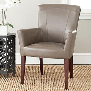 Safavieh Dale Arm Chair, , rollover