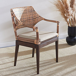 Safavieh Carlo Arm Chair, , rollover