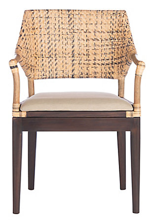 Safavieh Carlo Arm Chair, , large