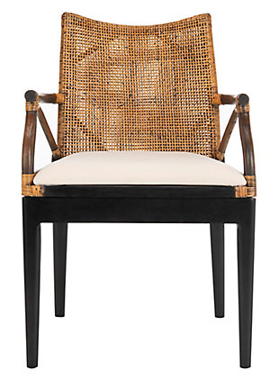 Safavieh Gianni Arm Chair, , rollover