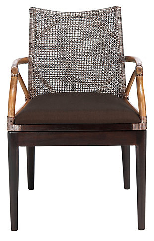 Safavieh Gianni Arm Chair, , large