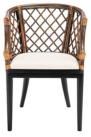 Safavieh Carlotta Arm Chair, , large