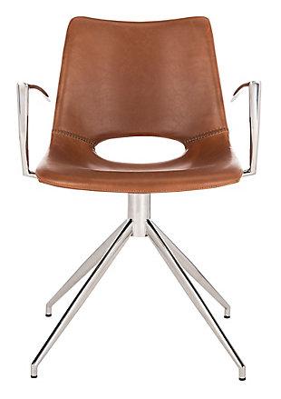 Safavieh Dawn Swivel Chair, , large