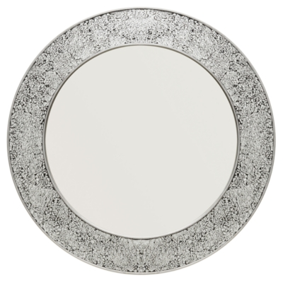 Glam Mirror Transparent Accents Product Photo 3165