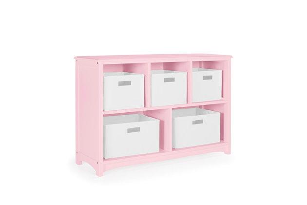 Classic Bookshelf - Pink, , large