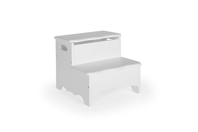 Classic Storage Step-Up - Gray, , large