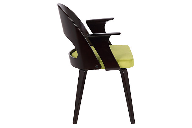 Symphony Dining Chair, Green, large