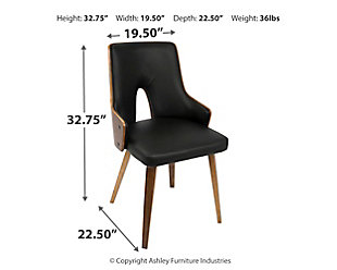 Lecce Dining Chair (Set of 2), , large