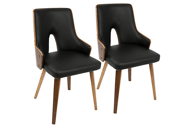 Lumisource Dining Chair (Set Of 2), , Large ...