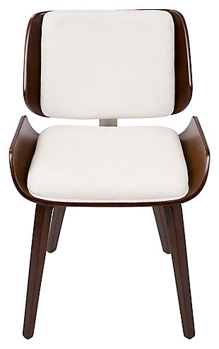 Santi Dining Chair (Set of 2), White, rollover