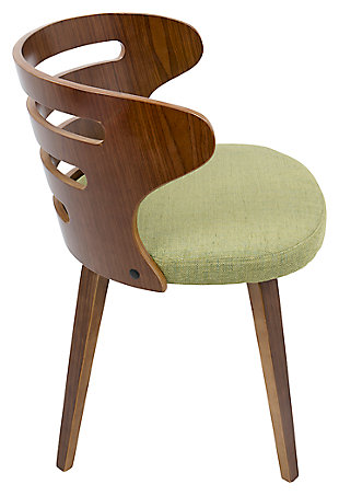 Cosi Dining Chair, Green, rollover