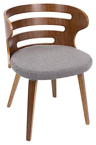 Cosi Dining Chair, Gray, large