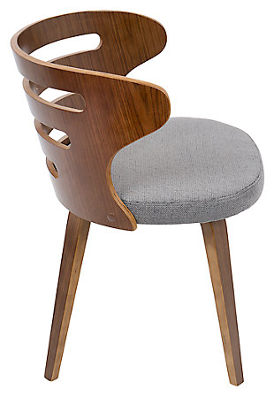 Cosi Dining Chair, Gray, rollover