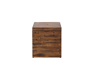 Crawford & Burke Storage Cube Trunk, , large