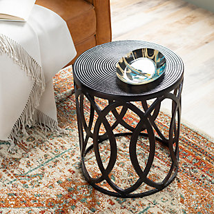 Surya Earnshaw End Table, , rollover