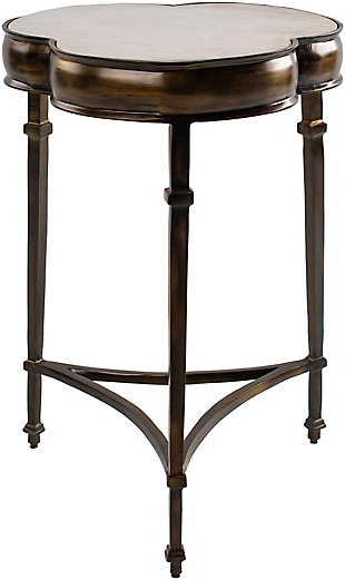 Surya Gregory Accent Table, , large