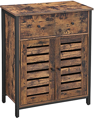 Ameziel 2-Door Storage Cabinet, , large