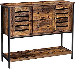 Ameziel Industrial Floor Cabinet, , large