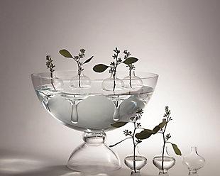 Global Views Floating Droplet Vase, , rollover