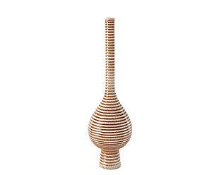 Global Views Orange Medium Vase, , large