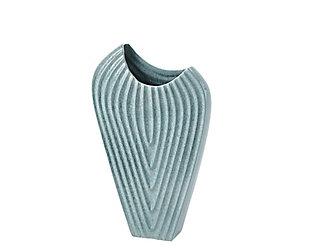 Global Views Azure Large Vase, , large